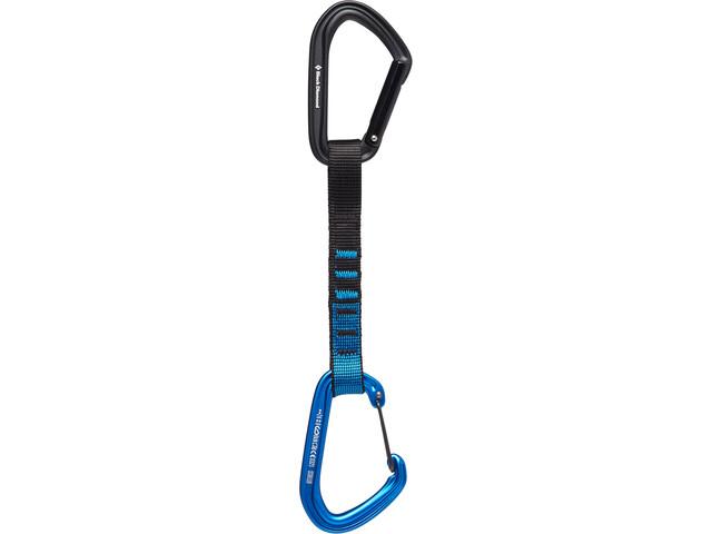 Black Diamond Hotforge Hybrid Quickdraw 16cm blue